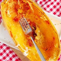 Low-Carb Spaghetti Squash