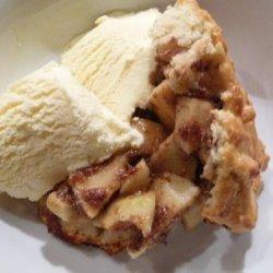 Diabetic Apple Cobbler recipe