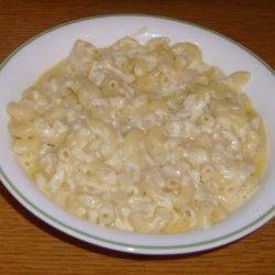 Chaeshoernli Mit Apfelmus - Macaroni & Cheese With Applesauc recipe