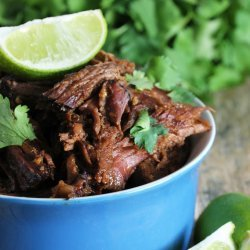 Easy Shredded Mexican Beef
