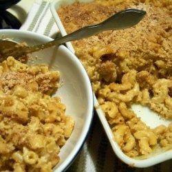 Vegan Macaroni and Yeast recipe