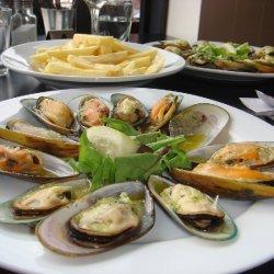 Washington Steamed Mussels