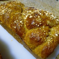 Honey Quinoa Bread - Pan De Quinoa Y Miel