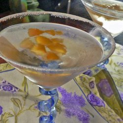 What a Peach of a Martini!