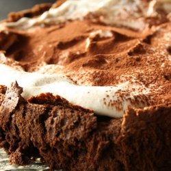 Chocolate Cloud Cake