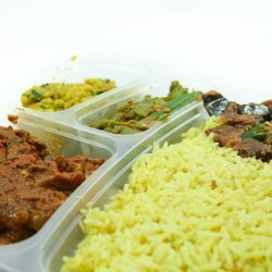 Chicken or Lamb Biriyani