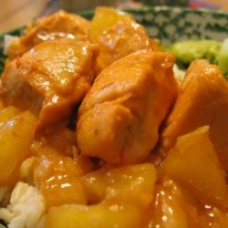 Mel's Russian Chicken Dish