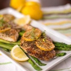 Lemon Herb Tilapia