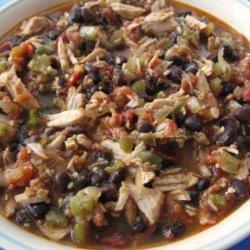 Crock Pot Shredded Pork & Black Bean Tacos