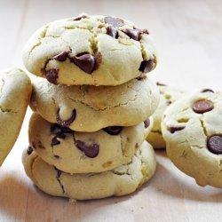 Chocolate Chocolate-Chip Cookies (Vegan!)