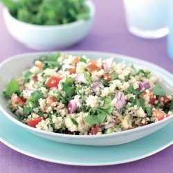 Couscous With Lemon and Watercress