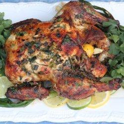 Easy Spicy Chicken Marinade