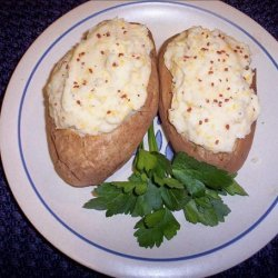 Low-Fat Twice Baked Potatoes