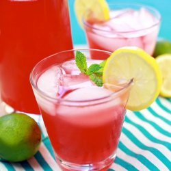 Citrus Raspberry Cooler