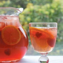 Sunset Sangria recipe