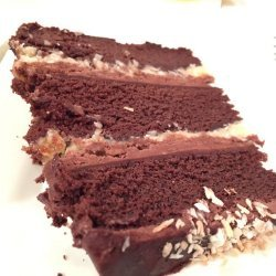 German Chocolate Pie Filling