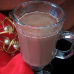 Dad's Special C-Mas Eve Hot Chocolate recipe