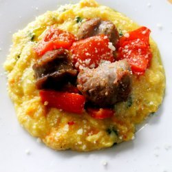 Polenta With Butternut Squash