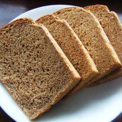 Whole Wheat Fennel Bread