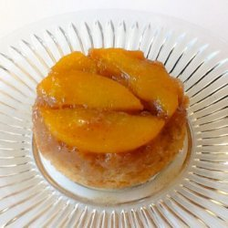 Good Eats' Individual Peach Upside-Down Cakes - Alton Brown