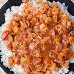 Jambalaya Shrimp