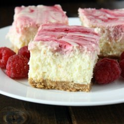 Lemon-Raspberry Cheesecake Squares
