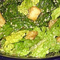 Hotel Caesar's Caesar Salad
