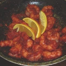 Chile-Fried Shrimp recipe