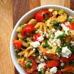 Chicken Salad With Feta