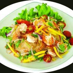 Shrimp Salad With Rice