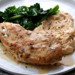 Creamy Chicken and Broccoli recipe