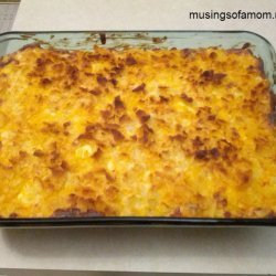 Best Ever Potato Casserole