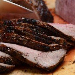 Sirloin Roast Beef With an Aztec Flair