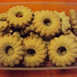 Incredible Gluten Free Butter Cookies