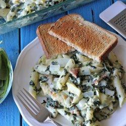 Delicious Artichoke and Spinach Dip