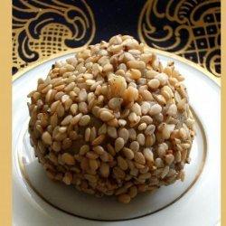 Gluten Free and Vegan Sesame Truffles