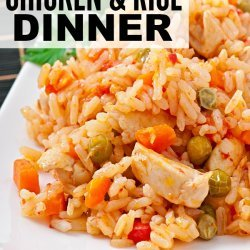 Chicken and Rice Dinner