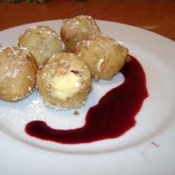 Fried Cheesecake Bites   (Aka the Ultimate Comfort Food) recipe