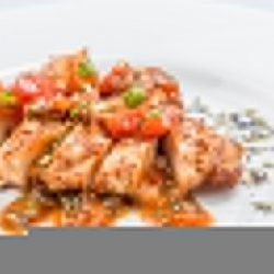 Chicken Breasts With Tomato-Basil Sauce