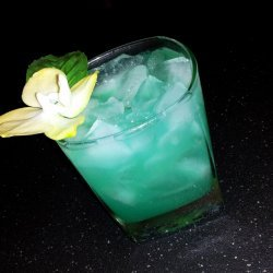 Green Dragon Cocktail