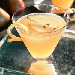 Pear and Ginger Martini
