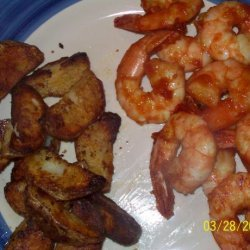 Homemade Barbecue Shrimp Appetizer recipe