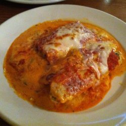 Ground Beef Cannelloni