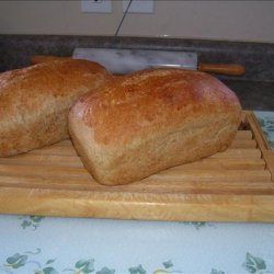 Light Whole Wheat Bread (Bread Machine) recipe