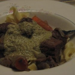 Tafelspitz (Boiled Beef Austrian Style)