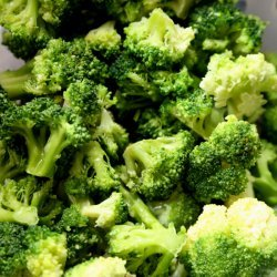 Creamed Broccoli Soup