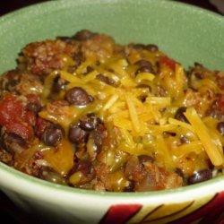 Quick & Easy Veggie Chili