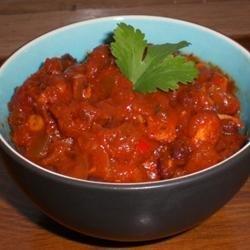 Amazing Hawaiian Chicken Chili recipe