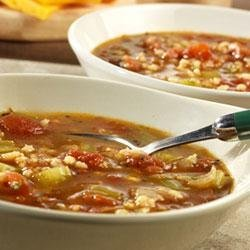 Swanson(R) Roasted Tomato and Barley Soup