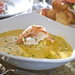 Lobster and Chive Bisque